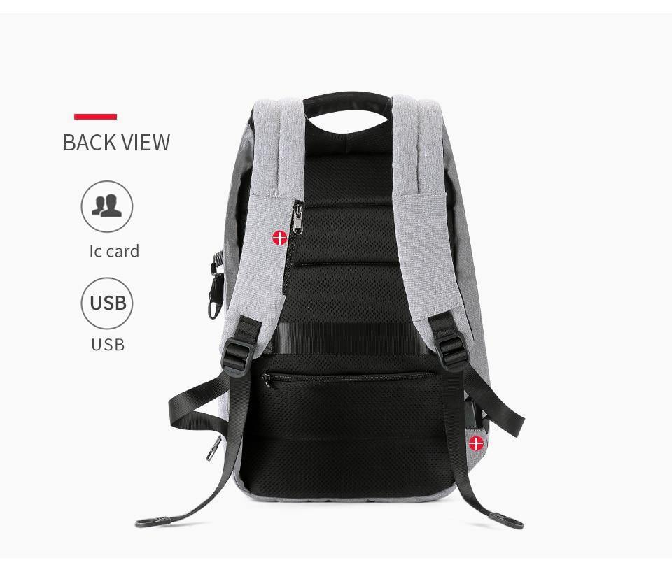 "Women's 15.6"" Backpack w/ USB Port & Laptop Compartmentbags - Kalsord"