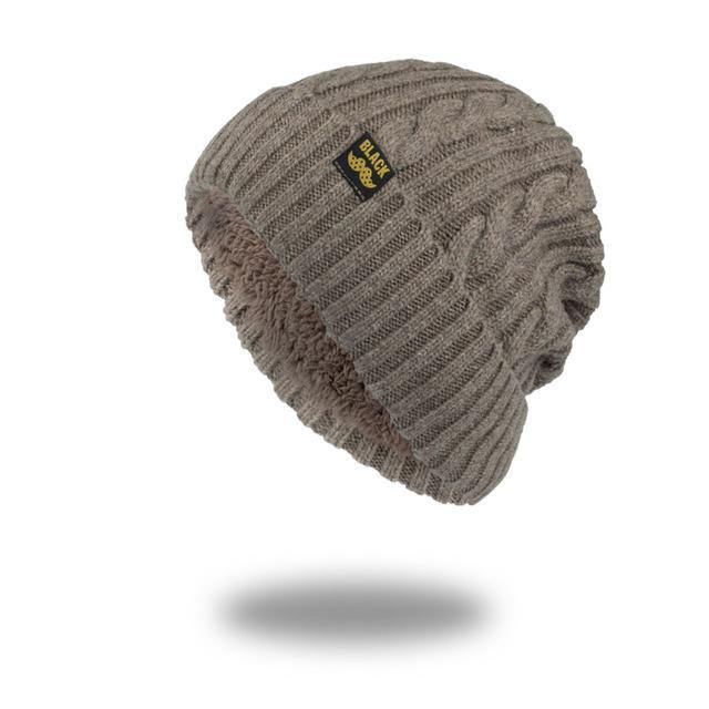 Fashionable Men's Knitted BeanieBeanies - Kalsord