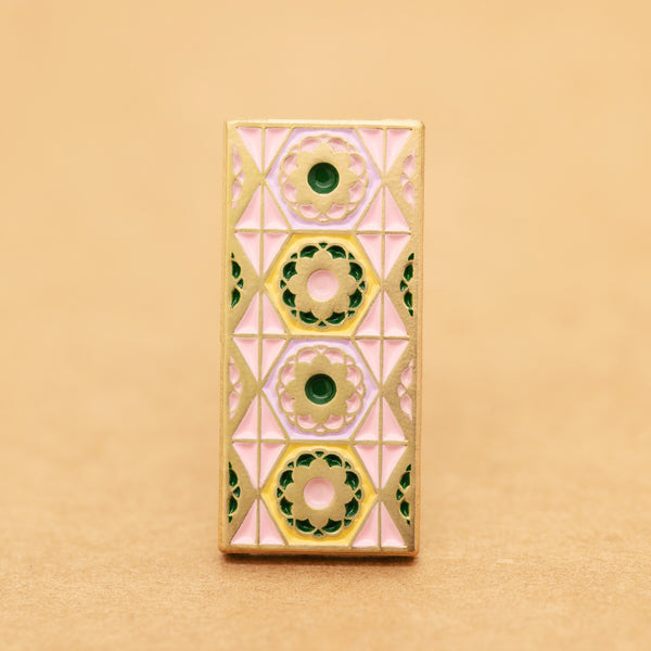 Geo - Nov18 - Flower Tile