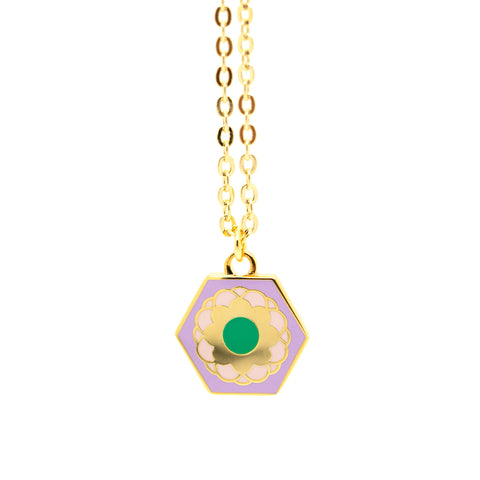 Geo - Tiny Charm Necklaces