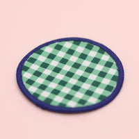 Geo - July19 - Gingham Patch