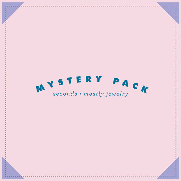 MYSTERY SECONDS PACK (mostly jewelry)