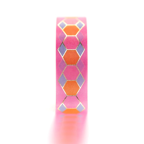 Washi Tape - Hex Tile