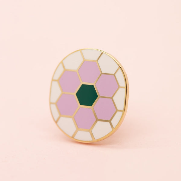 Geo - Hex Tile Flower