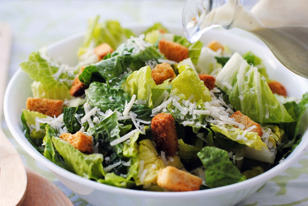 Ceasar Salad ready to eat