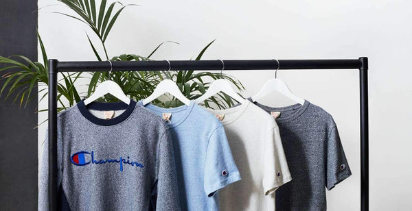 Champion Editorial The Idle Man|Champion autumn winter collection|champion auntumn winter t-shirts|champion jumper outfit grid|champion jumper outfit grid|champion t-shirt outfit grid|champion long sleeve t-shirt