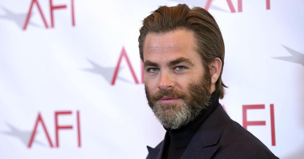 How To Dress like Chris Pine