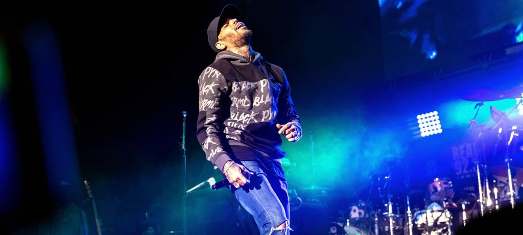 How to Get Chris Brown's Enviable Style