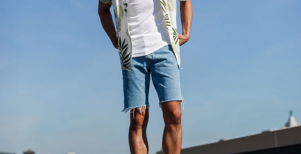 7 Ways To Style Denim Shorts This Summer