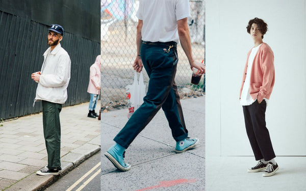 How To Wear Dickies Chinos