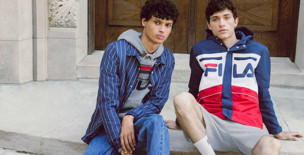 Retro Classics and Iconic Colourways at Fila