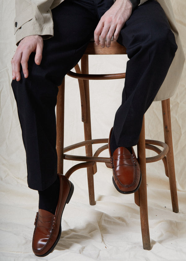 Men's Loafer and Trouser Combinations