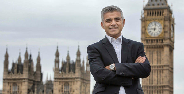 How to Dress Like London Mayor Sadiq Khan