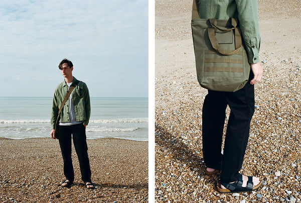 The Idle Man Resort '19 Lookbook