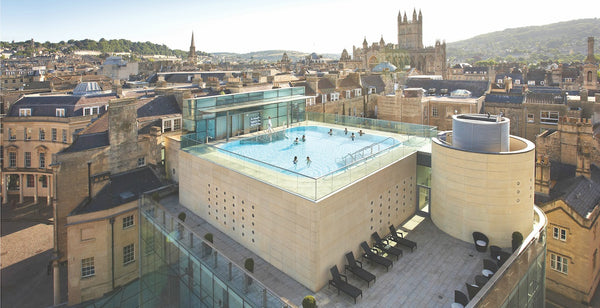 The Best City Getaway: Bath