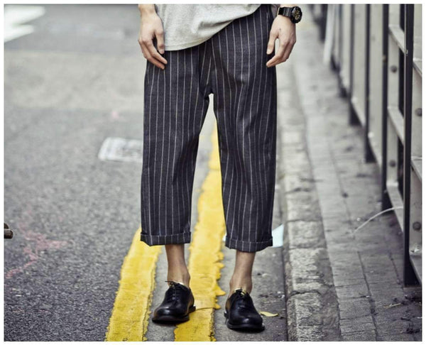 Learn How to Pull Off Wide Legged Trousers This Season