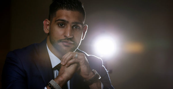 How to Dress like Boxing Legend Amir Khan