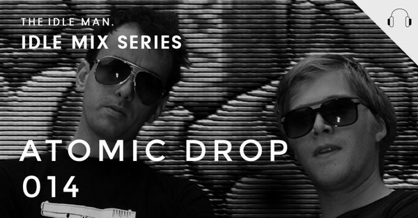 atomic drop podcast cover