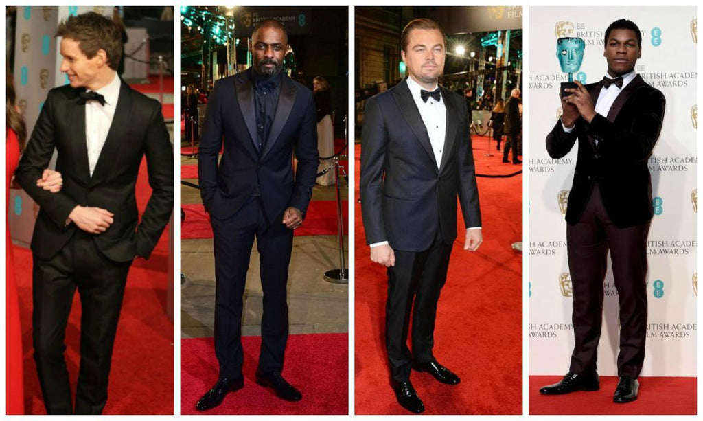 BAFTA's Top 5 Best Dressed Men 2016