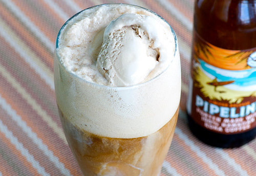 Real Ale Float Recipe: Men Make Dinner Day