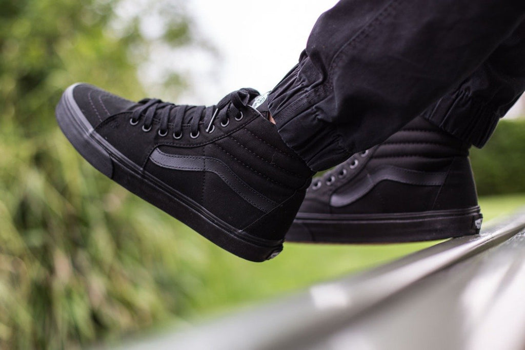 d2f5555fee How to Wear High Tops for Men
