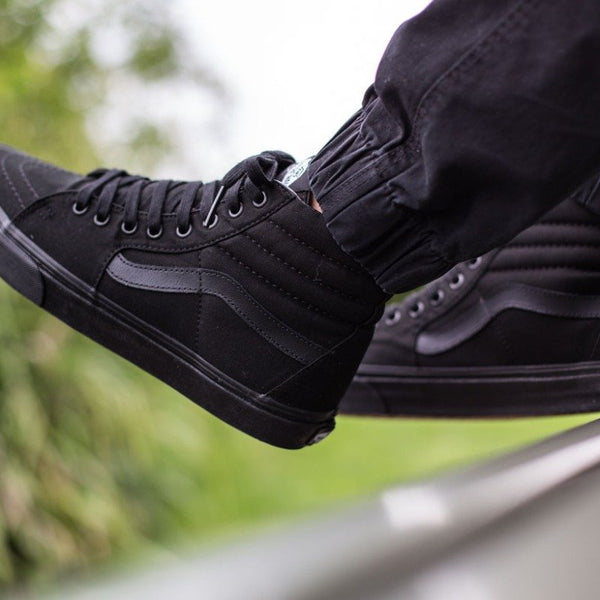 dac2bd794c How to Wear High Tops for Men