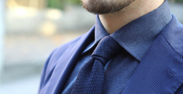 How To Match A Tie With A Blue Shirt