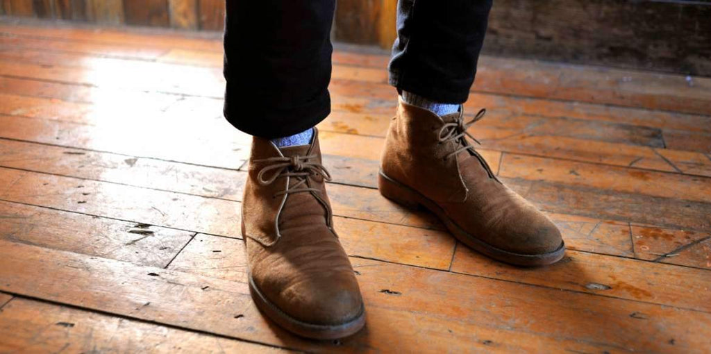 Why Styling and Cleaning Suede Shoes is Easier Than You Think