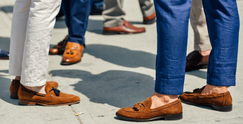 000ca6b9280 How to Wear Brown Shoes