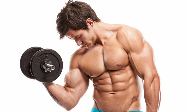 How to Build Muscle and Get Ripped Fast