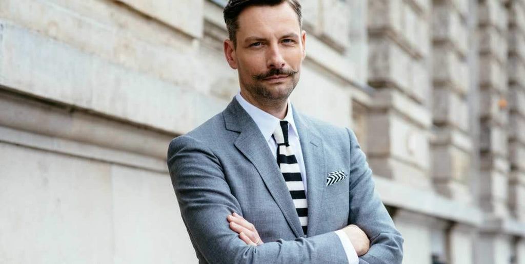 How to Choose and Style the Perfect Shade of Grey Suit for You
