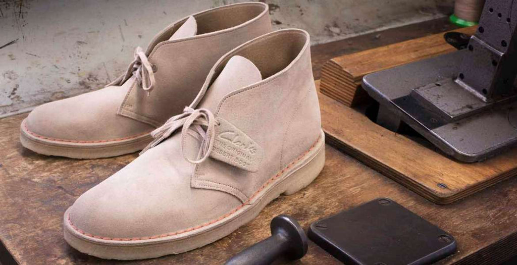ab1a3002 The History of Clarks