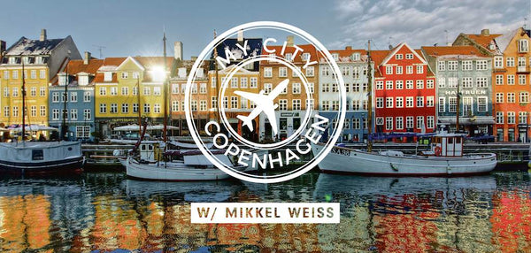 Copenhagen City Guide with Fashion Blogger Mikkel Weiss