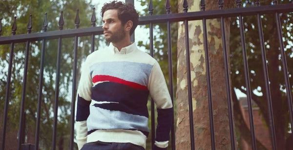 Top Men's Sweater and Jumper Types and How to Wear Them