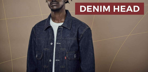 Denim head trend||||||||||||||denim-head