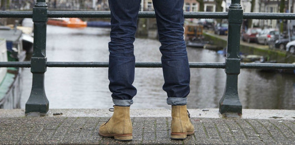 Your Guide to Raw Denim