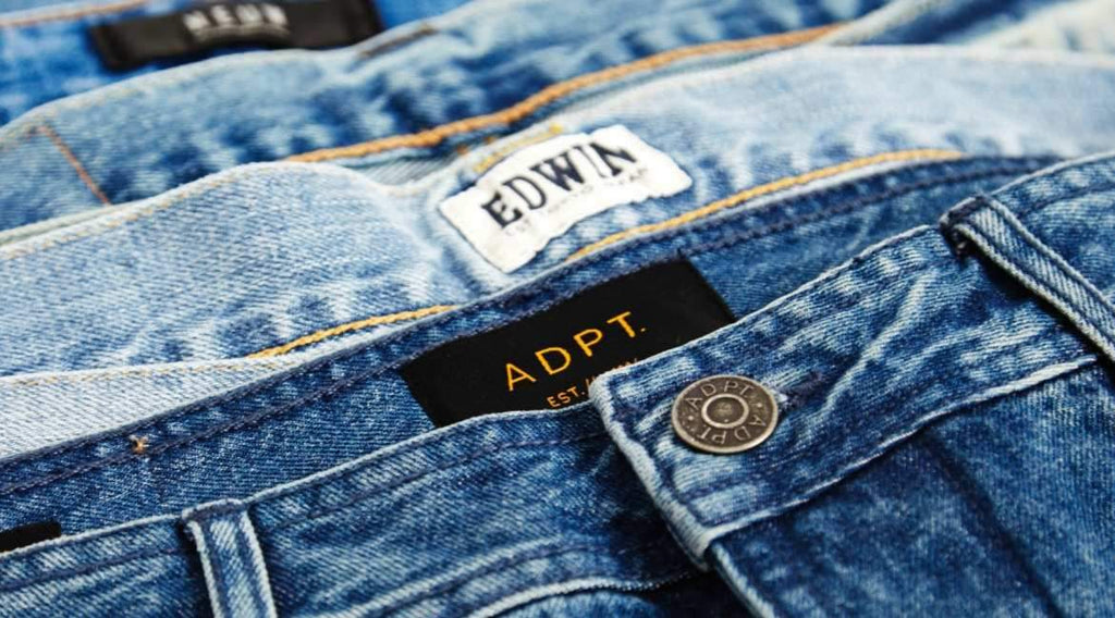 582d803bcf How to Wear Faded Denim This Season