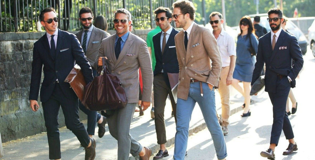 Top Fashion Tips for Men