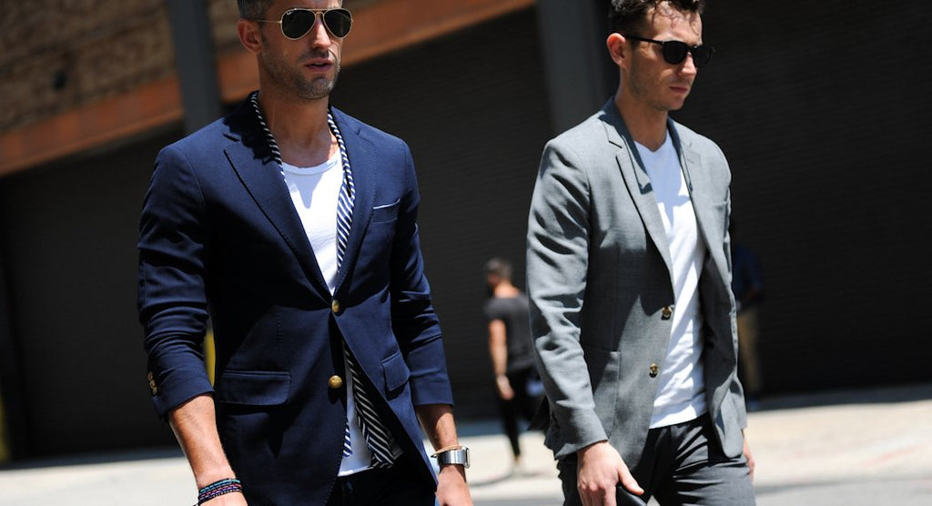 2da203c11143 Key Street Style Trends from New York Fashion Week  Men s