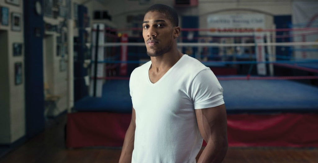 How to Dress Like Anthony Joshua