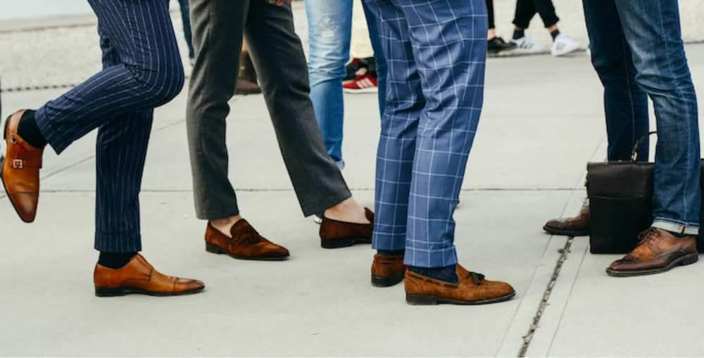 8ee0c2711b89 What You Should Know About Styling Socks and Going Sockless