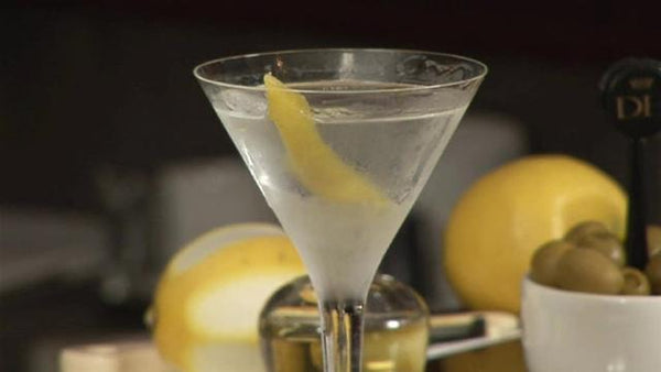 N'Ice Wine Gin Martini Recipe
