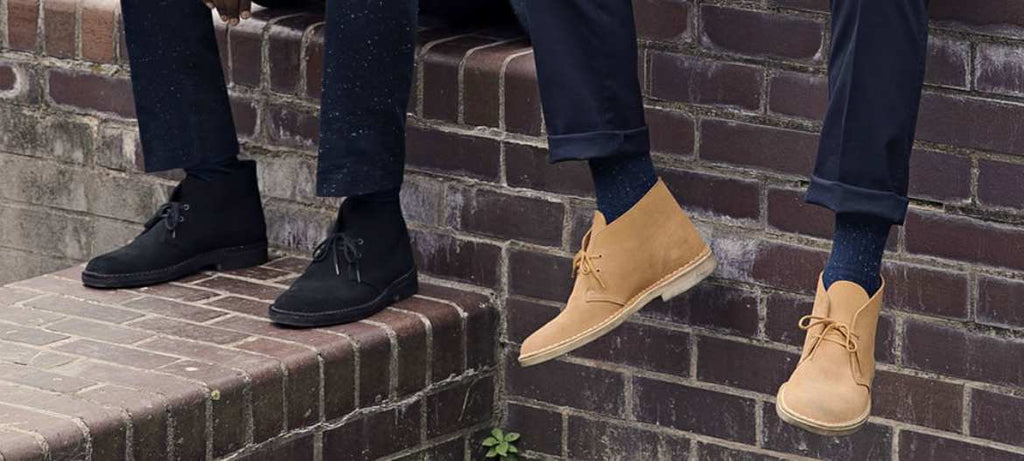 How to Wear Desert Boots