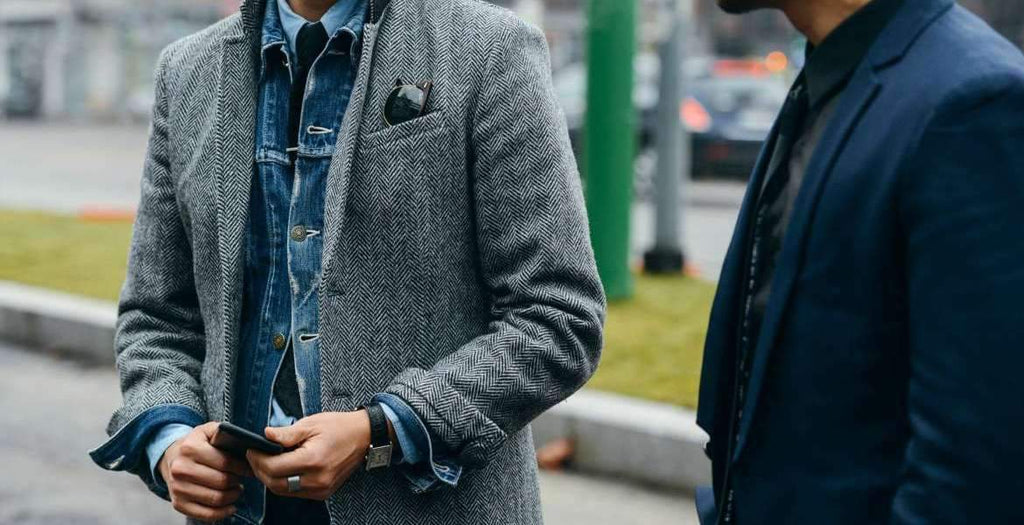 68e80460 How To Properly Wear And Style Tweed