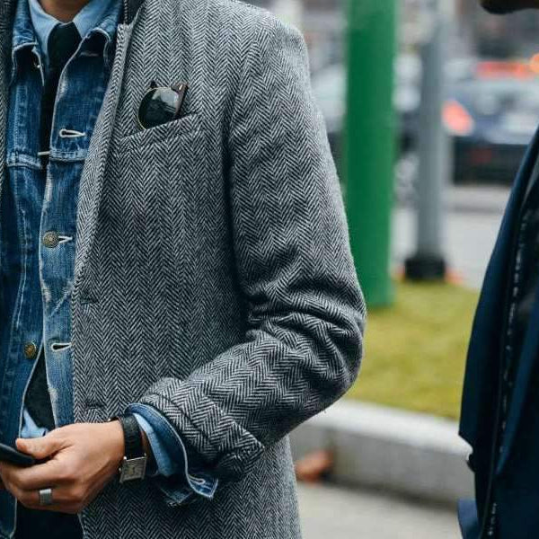 87fd824cd0 How To Properly Wear And Style Tweed