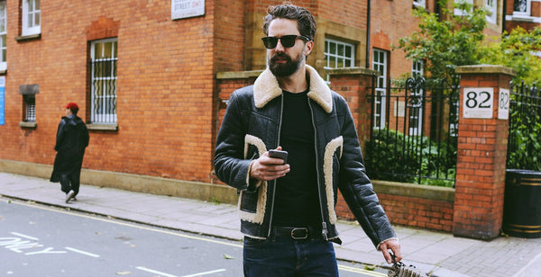 The Best Shearling Jackets