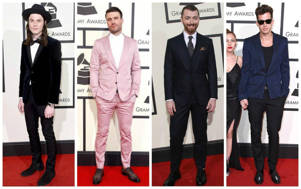 Top 5 Best Dressed Men at the Grammy Awards 2016