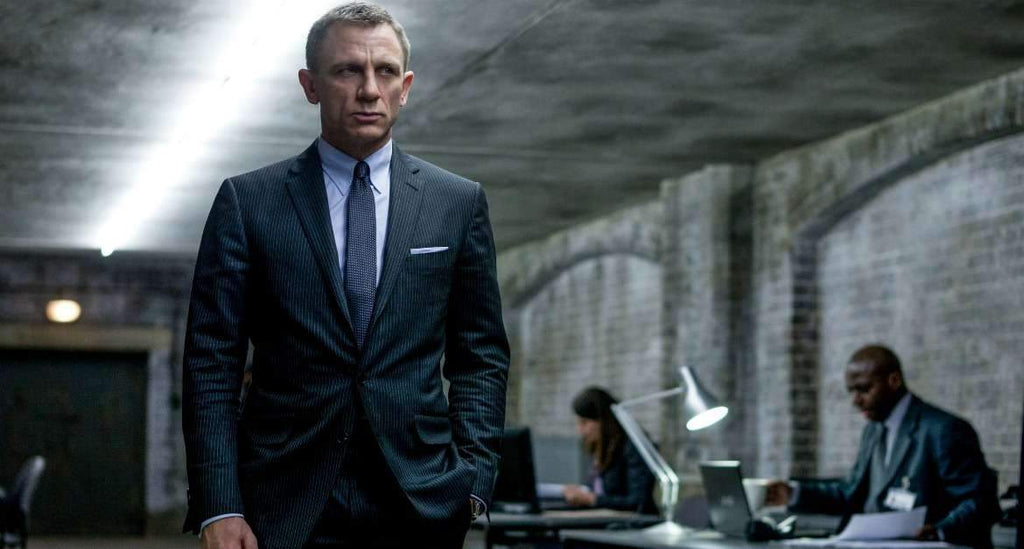 The Best James Bond Style