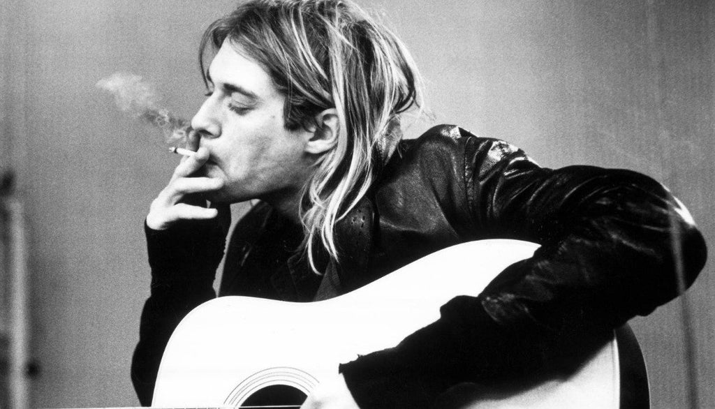 How To Dress Like Kurt Cobain