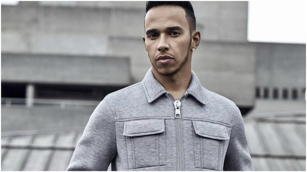 How to Get Lewis Hamilton's Style